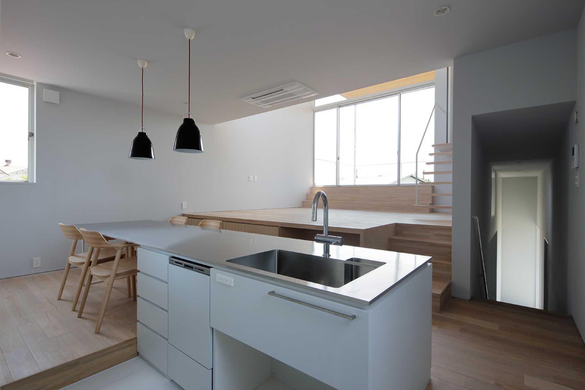 キッチン(宇都宮の家)